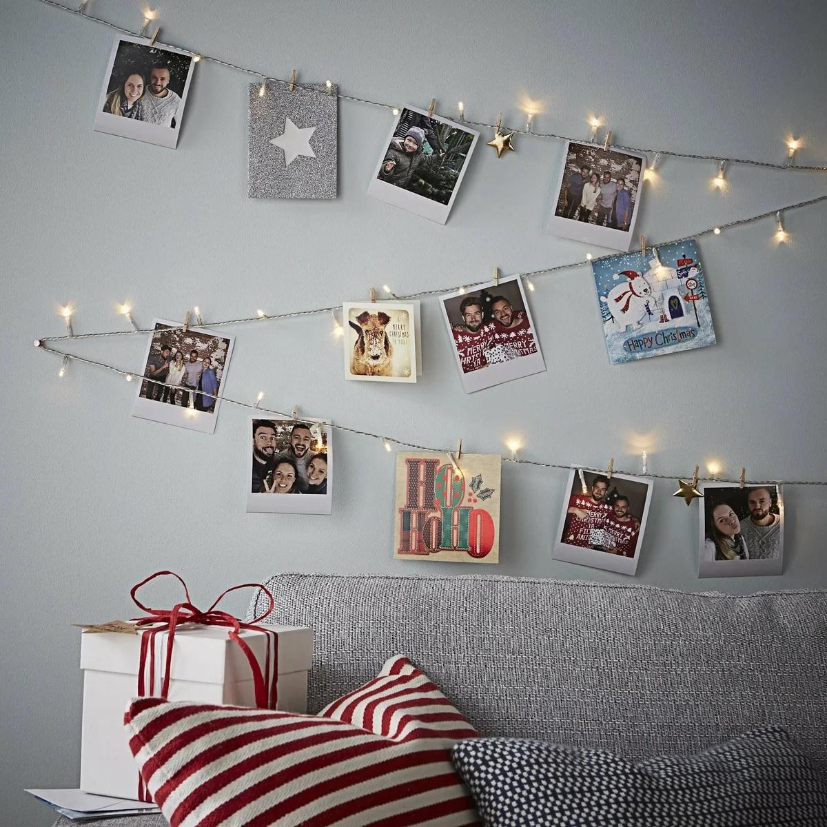 наиболее оригинальное оформление стены фотографиями остается сделать выбор