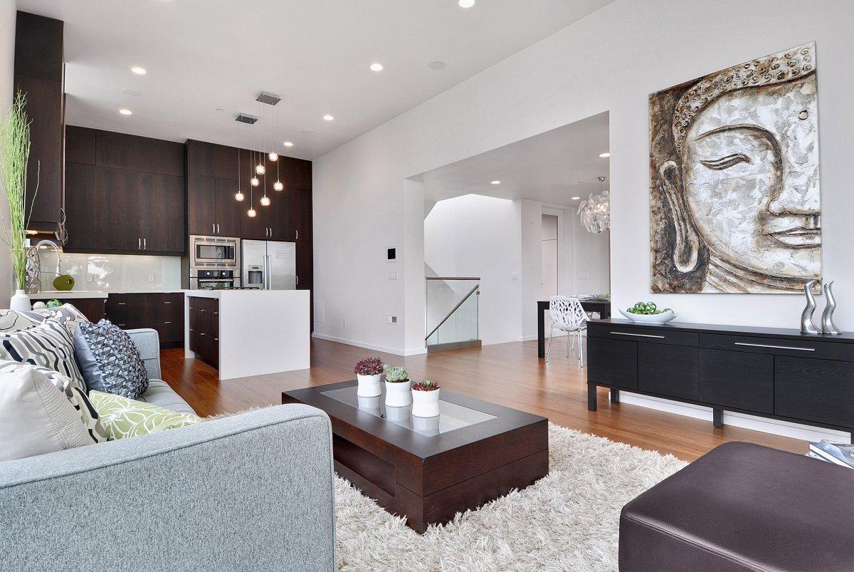 Основы фэн-шуй в интерьере квартиры