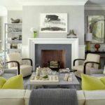 Серый и оливковый цвет