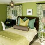 Зеленый текстиль