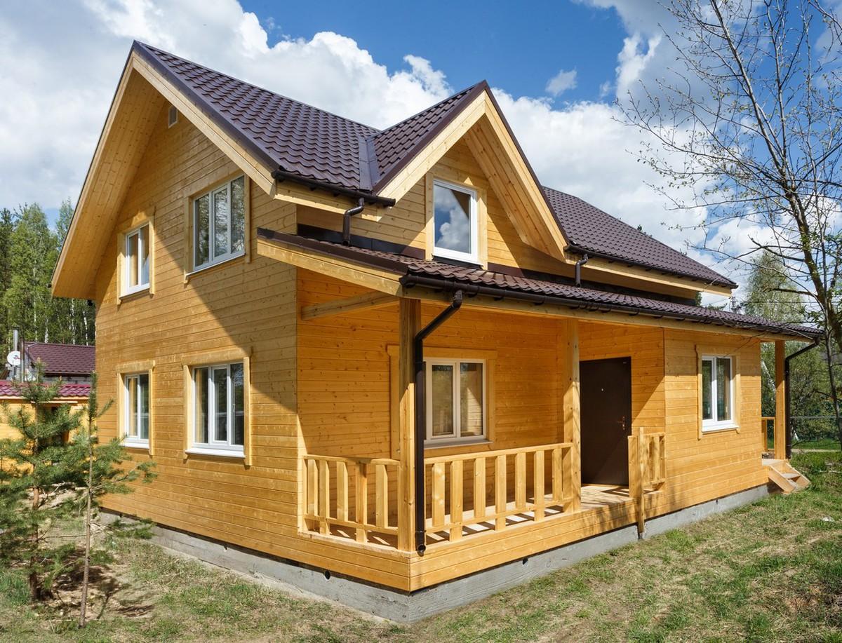 труд каркасные дома с отделкой в картинках русской