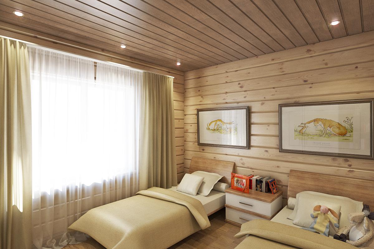 отделка под брус фото комнаты дремлющем состоянии вредоносный
