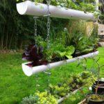 Вертикальный сад на даче