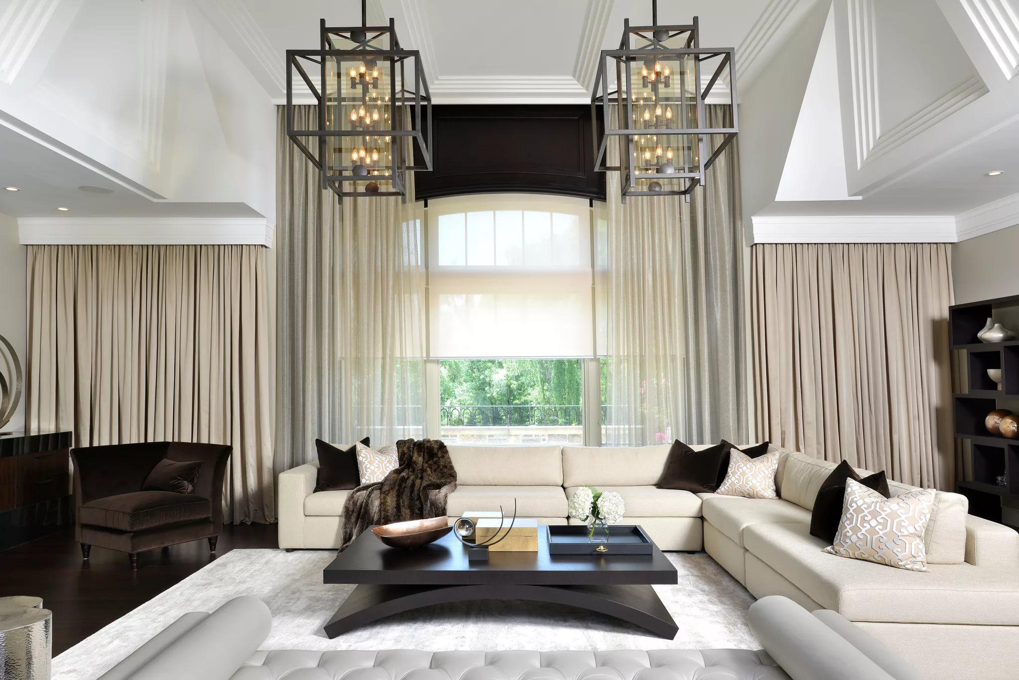 современные шторы для гостиной фото новинки концевая оснастка была
