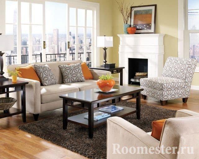 Удобная и функциональная мебель для стиля контемпорари