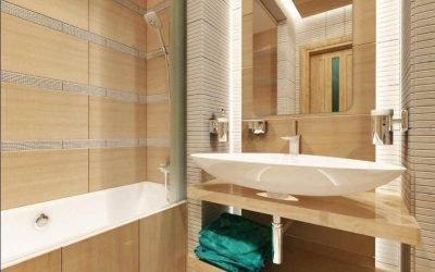 25 идей для дизайна ванной комнаты в хрущевке