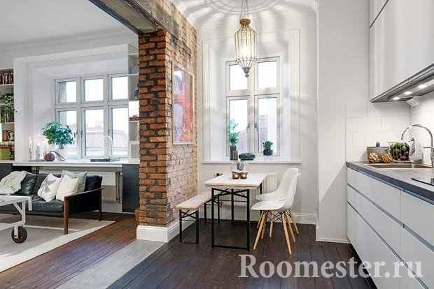 Дизайн двухкомнатной квартиры - фото современных интерьеров