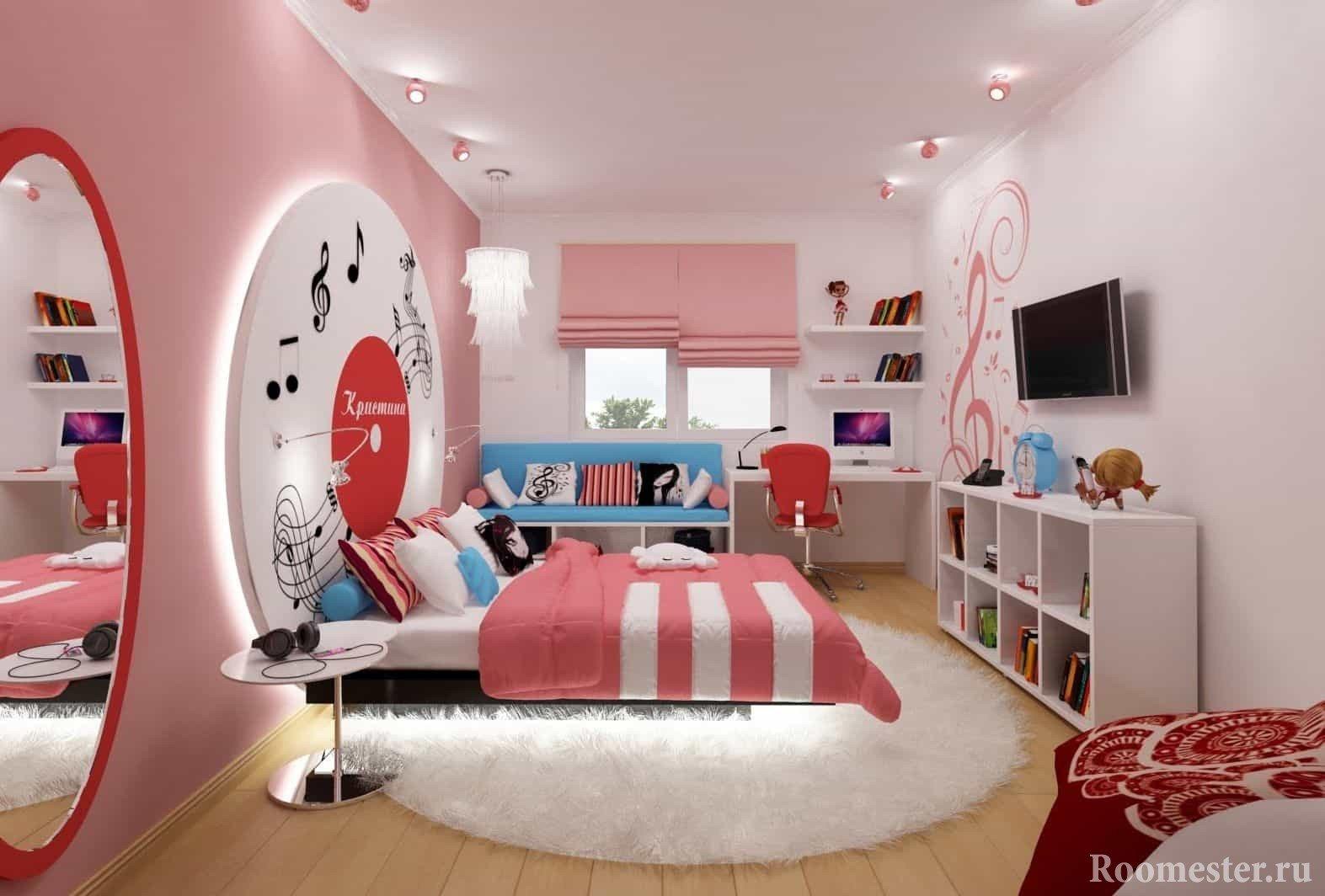 Kinderzimmer Ideen Rosa