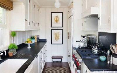 Дизайн кухни 6 кв м: интерьер (+30 фото)