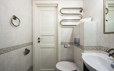 Дизайн ванной в панельном доме: особенности и варианты