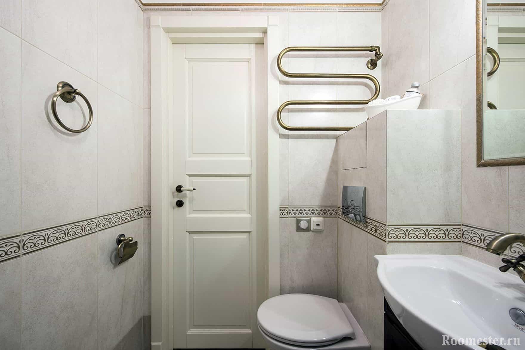 Дизайн идеи для ванной комнаты в панельном доме фото