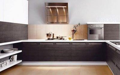 Дизайн кухни в современном стиле — 25 фото интерьера