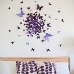 Декор бабочками своими руками +60 фото