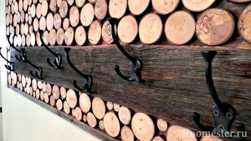 Дерево в интерьере - 50 фото и идей украшения квартиры и дома
