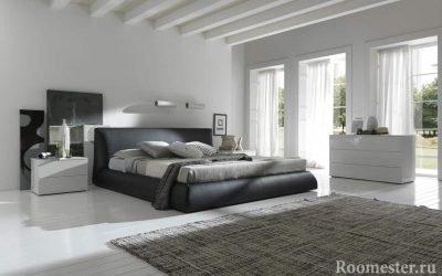 Дизайн комнаты для молодого человека в современном стиле — фото интерьера