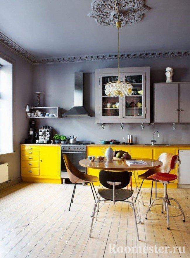 Дизайн потолков - 30 различных вариантов оформления на фото