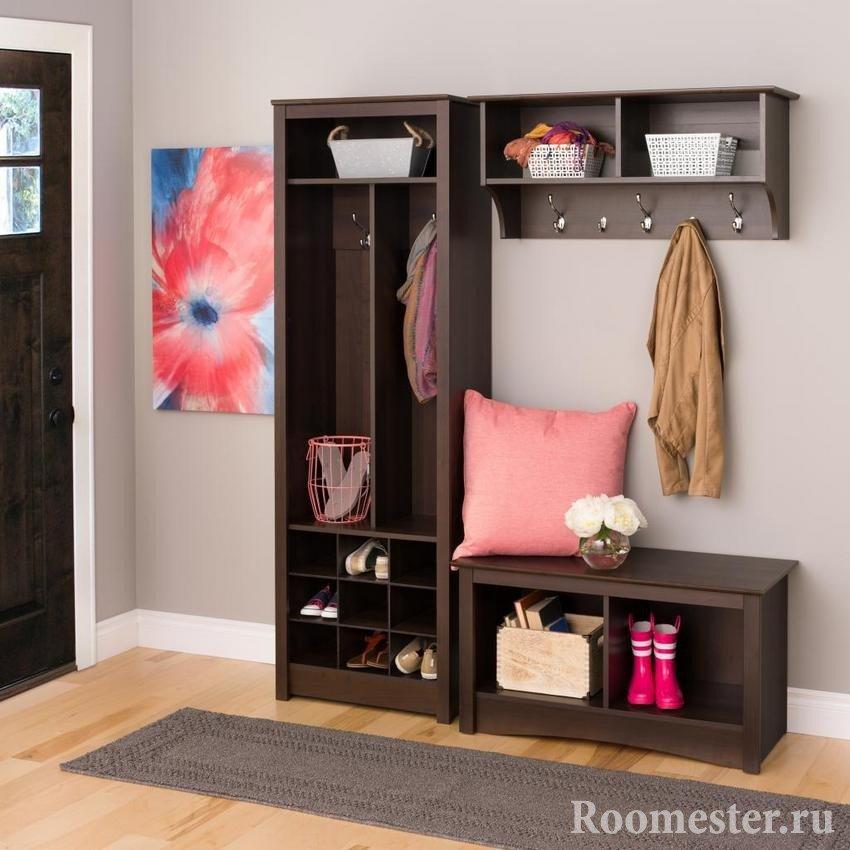 Мебельный гарнитур для прихожей