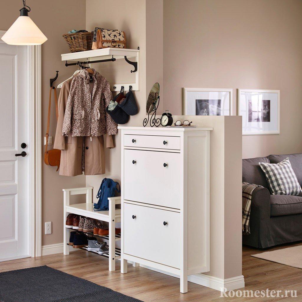 Мебель для небольшой прихожей