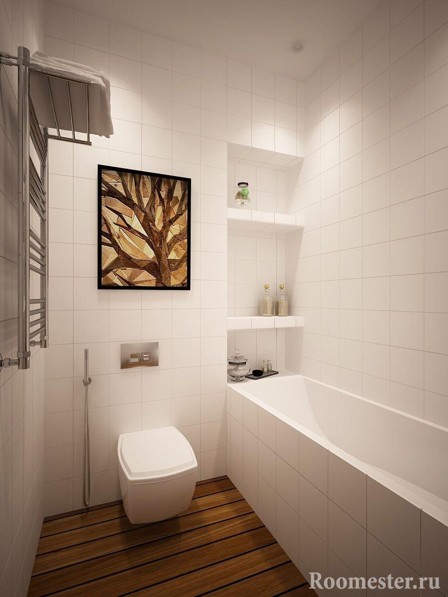 Lille badeværelse design foto