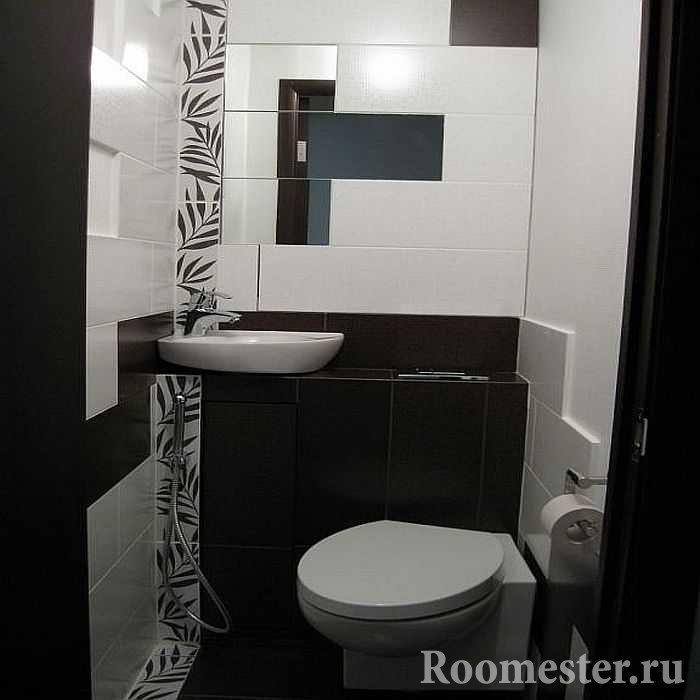 Совмещение рукомойника и туалета