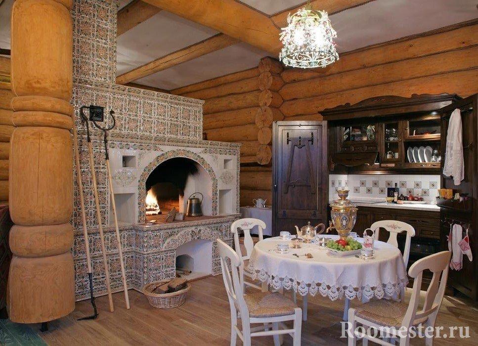 Фото русской печи