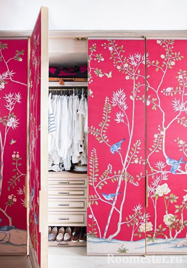 Как декорировать шкаф своими руками: 5 способов и 30 фото идей