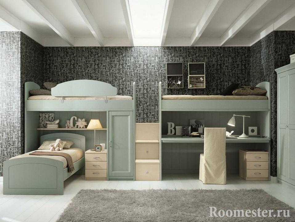 Пример мебельного гарнитура