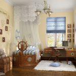Тематическое оформление комнаты