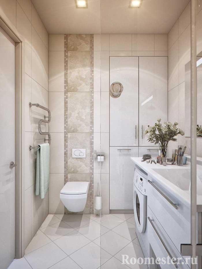 Перегородка в ванной
