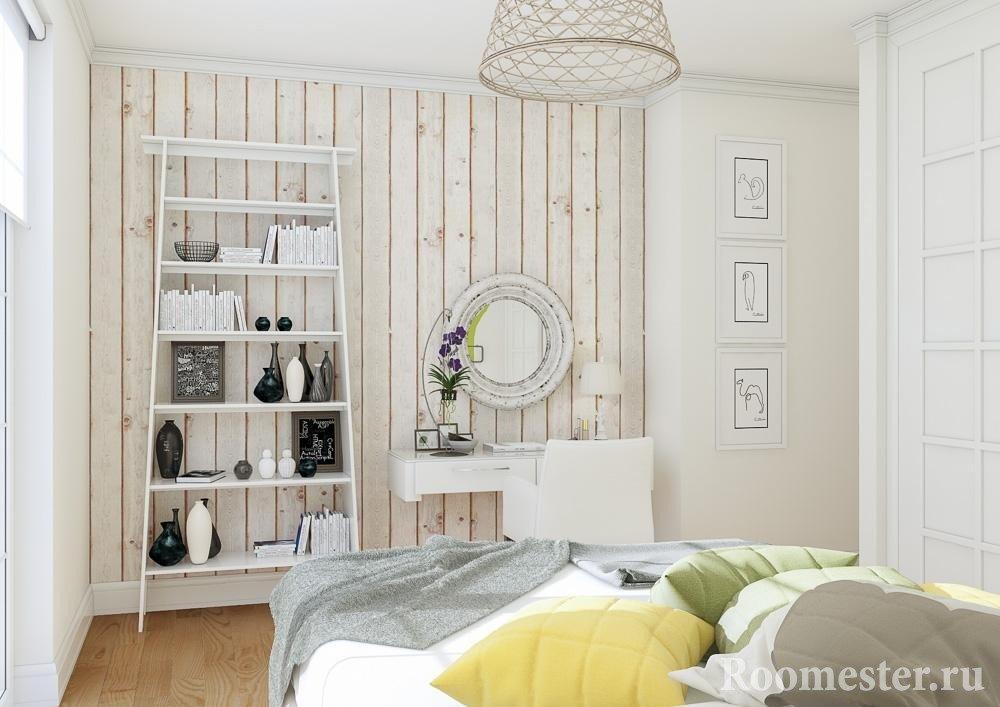 Вагонка в интерьере квартиры и дома - 25 фото