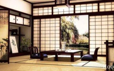 Японский стиль в интерьере +120 фото идей