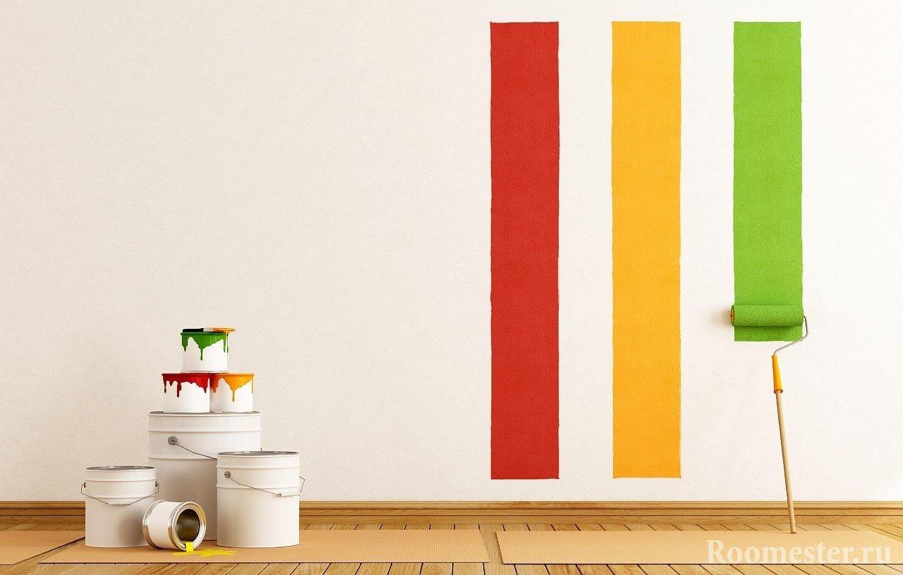 Цветовая гамма в интерьере и сочетания ( 41 фото)