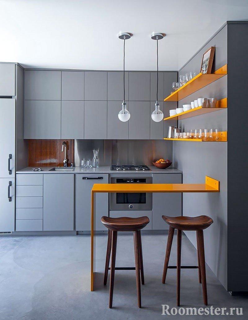 Кухня 8 метров