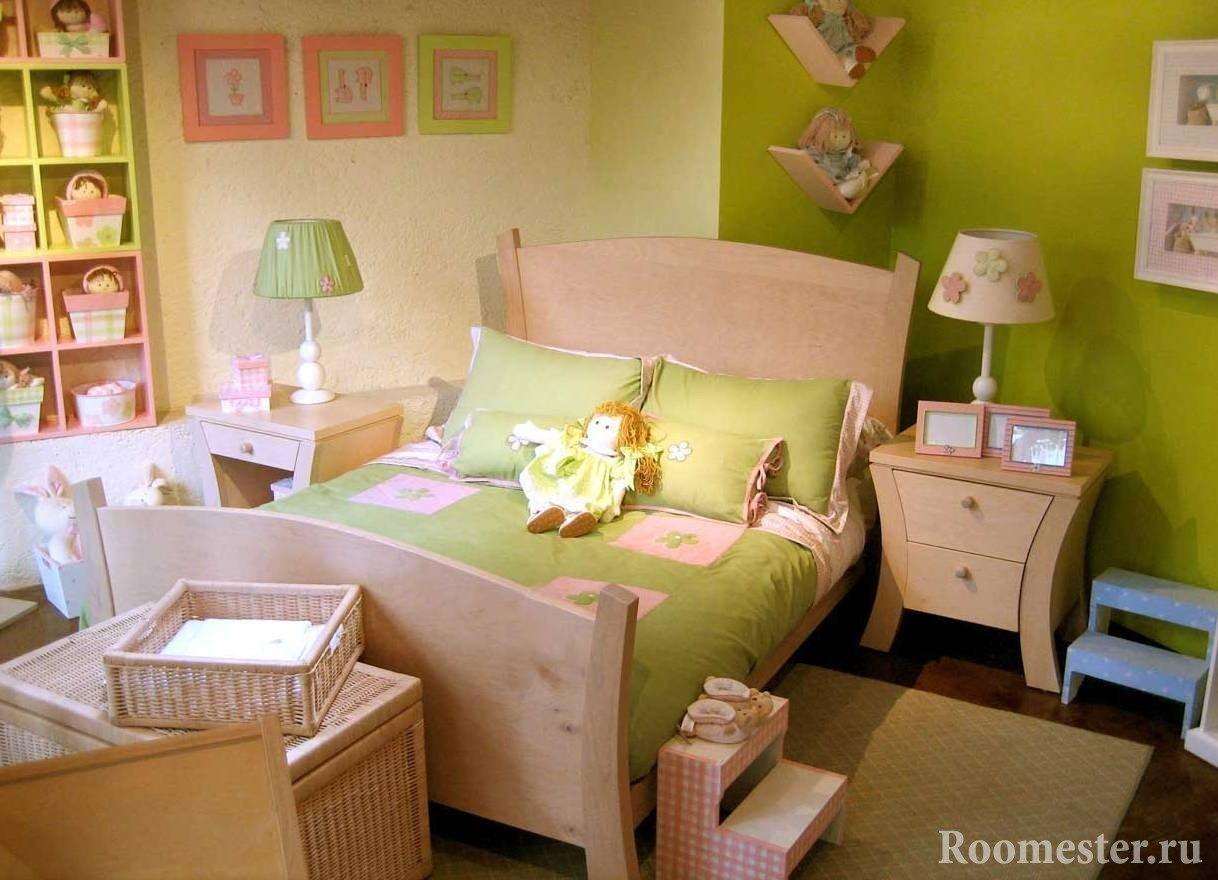 Хранение вещей в комнате