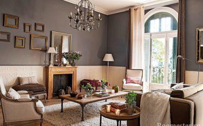 Оформляем интерьер в классическом стиле — примеры дизайна