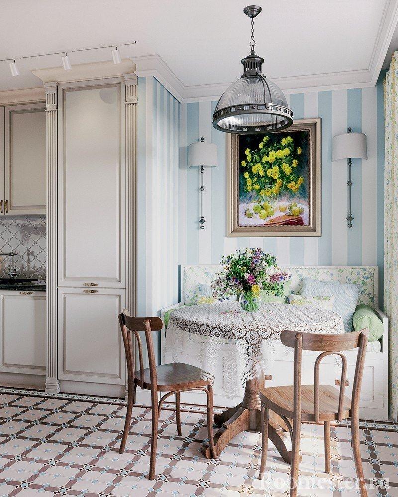 Кухня отделка панелями дизайн