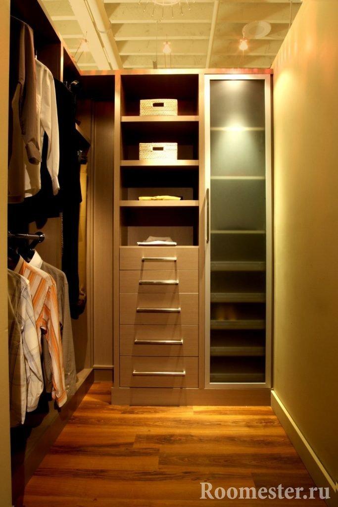 Маленькая гардеробные комнаты дизайн проекты своими руками 678