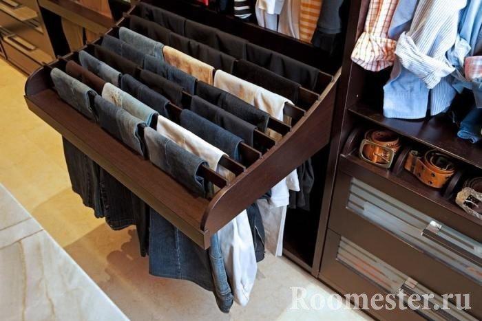 Механизм для брюк