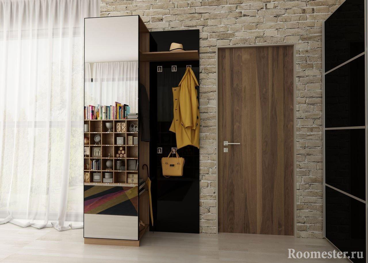Гардеробный шкаф для верхних вещей