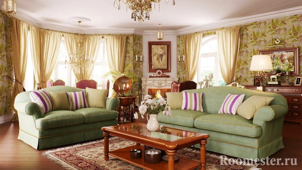 Декор комнаты к весне своими руками