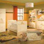 Детская мебель с узорами