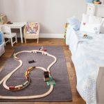 Железная дорога на ковре