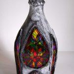 Красивый дизайн бутылки
