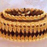 Шкатулка в форме торта