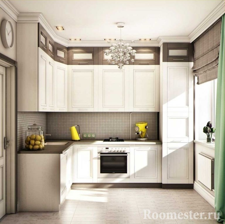 Стильные кухни готовых проектов