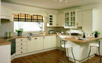 Дизайн кухни с окном +60 фото примеров