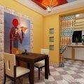 Кухня в египетском стиле
