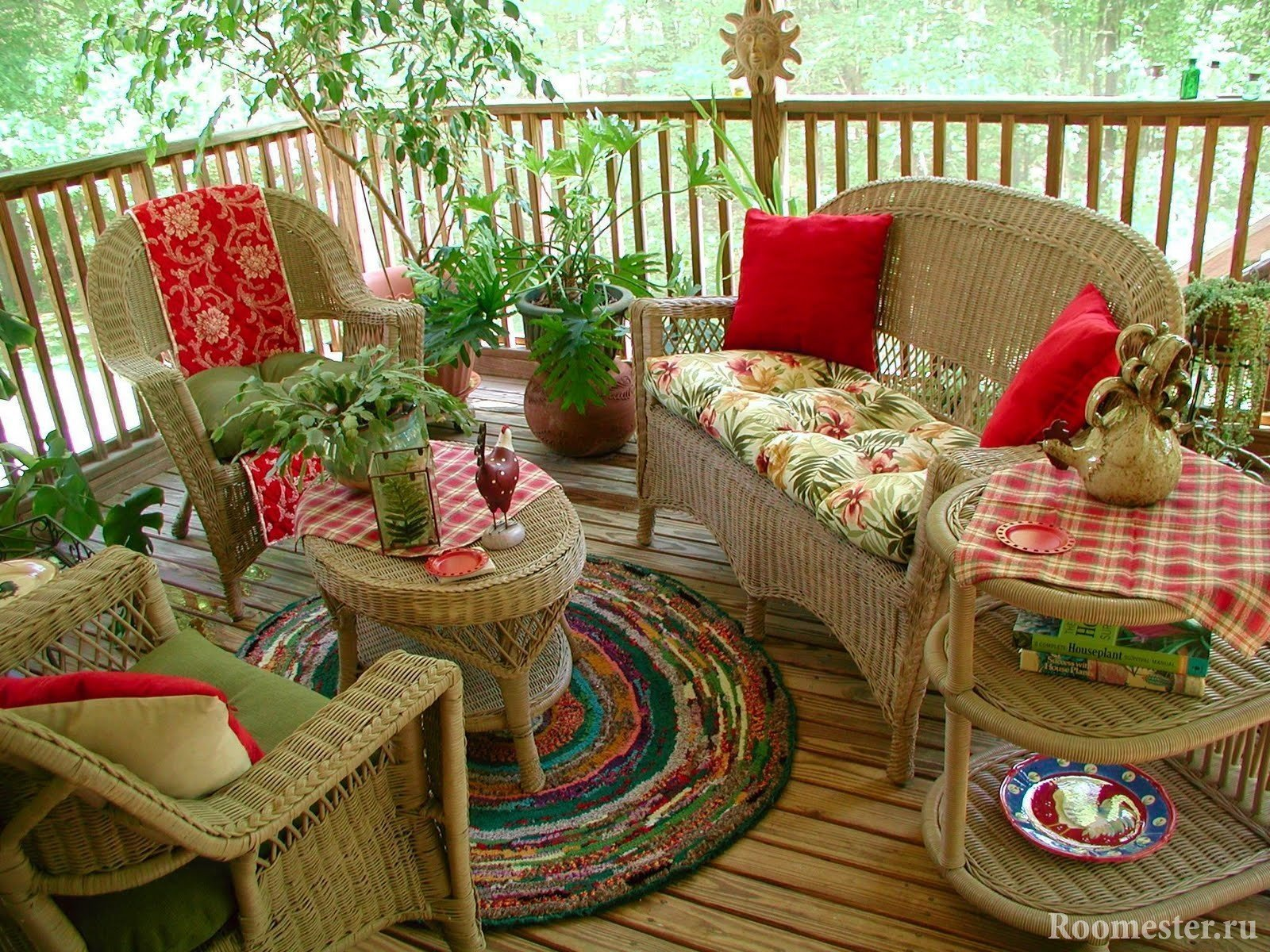 Дизайн веранды частного дома - планировка и отделка террасы