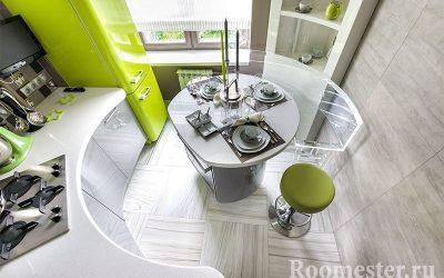 Дизайн кухни 5 кв. м — практичные решения для маленькой площади