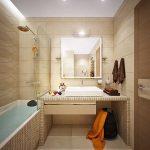 Мозаика в ванной